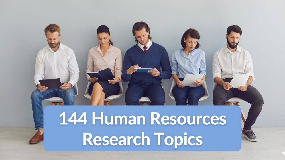 Human Resources Research Topics