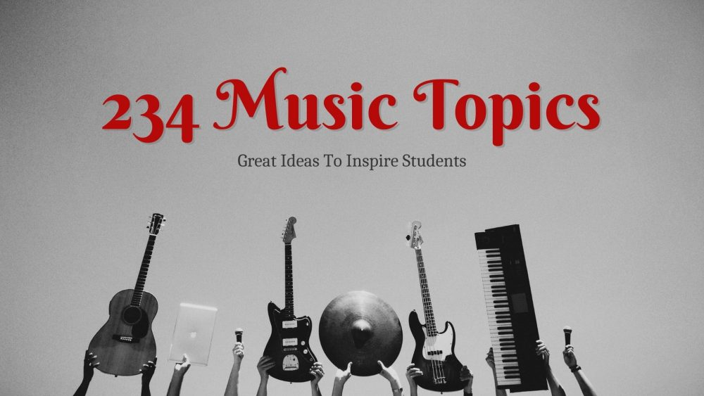 music topics